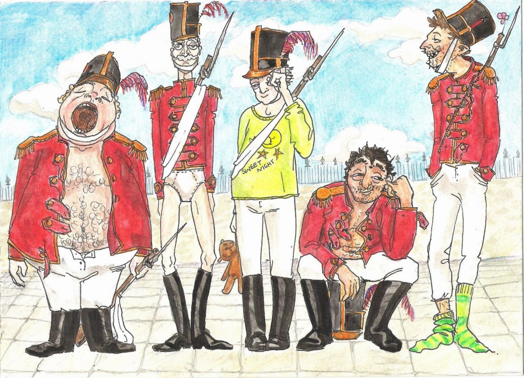 the king's lazy soldiers 1